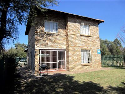 Waterval East for sale property. Ref No: 13375562. Picture no 1
