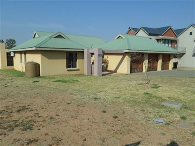 Parys Golf & Country Estate property for sale. Ref No: 13394773. Picture no 1
