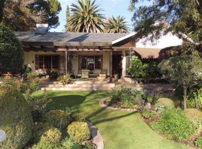 Bloemfontein, Waverley Property  | Houses For Sale Waverley, Waverley, House 4 bedrooms property for sale Price:2,749,000