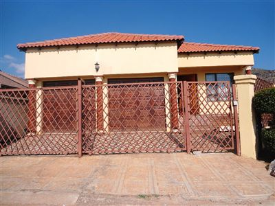 Tlhabane West property for sale. Ref No: 13379688. Picture no 1