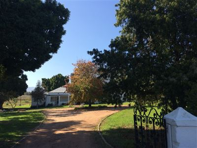 Farms for sale in Stellenbosch Central