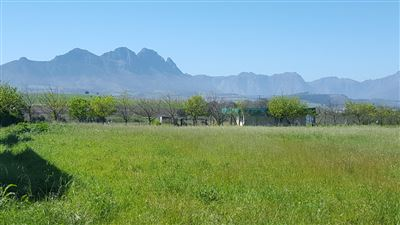 Farms for sale in Stellenbosch