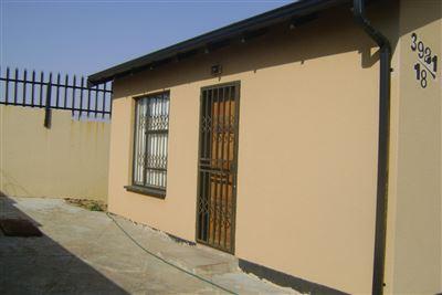 Johannesburg, Devland Property  | Houses To Rent Devland, Devland, House 2 bedrooms property to rent Price:,  4,00*