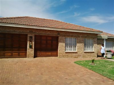 Townhouse for sale in Parys