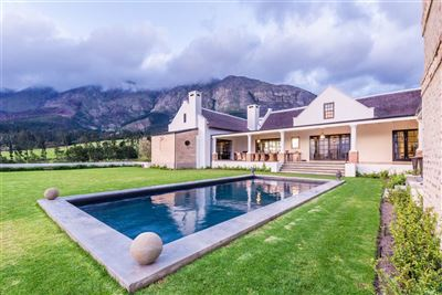 Franschhoek, Franschhoek Property  | Houses For Sale Franschhoek, Franschhoek, House 5 bedrooms property for sale Price:38,500,000