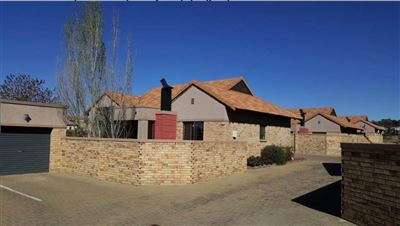 Bloemfontein, Lilyvale Property  | Houses For Sale Lilyvale, Lilyvale, Townhouse 3 bedrooms property for sale Price:1,380,300