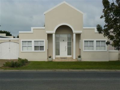 Stilbaai Wes property for sale. Ref No: 13389616. Picture no 1