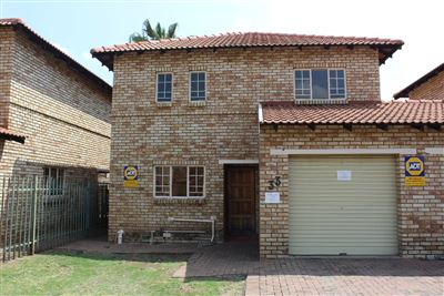 Waterval East property for sale. Ref No: 13389877. Picture no 1