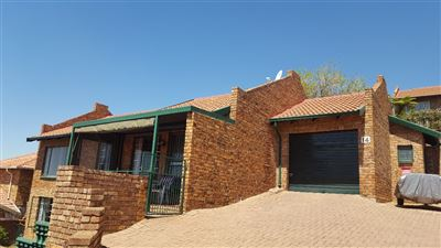Noordheuwel & Ext property for sale. Ref No: 13376546. Picture no 1