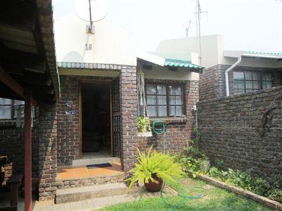 Geelhoutpark & Ext property for sale. Ref No: 13393418. Picture no 1