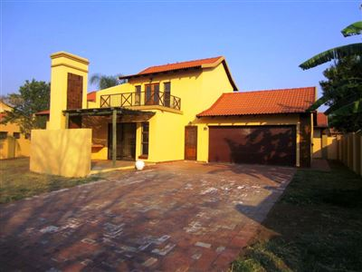 Waterval East property for sale. Ref No: 13393881. Picture no 1
