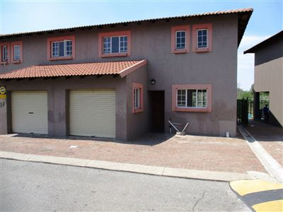 Waterval East property for sale. Ref No: 13395398. Picture no 1