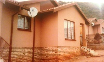 Tlhabane West property for sale. Ref No: 13398827. Picture no 1