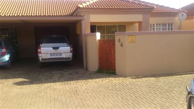 Baillie Park & Ext for sale property. Ref No: 13399437. Picture no 1