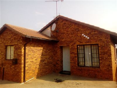 Protea North property for sale. Ref No: 13400329. Picture no 1