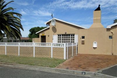 Bothasig property for sale. Ref No: 13400602. Picture no 1