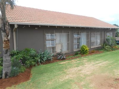 Witbank And Ext property for sale. Ref No: 13400948. Picture no 1