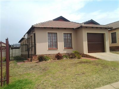 Olievenhoutbosch property for sale. Ref No: 13401313. Picture no 1