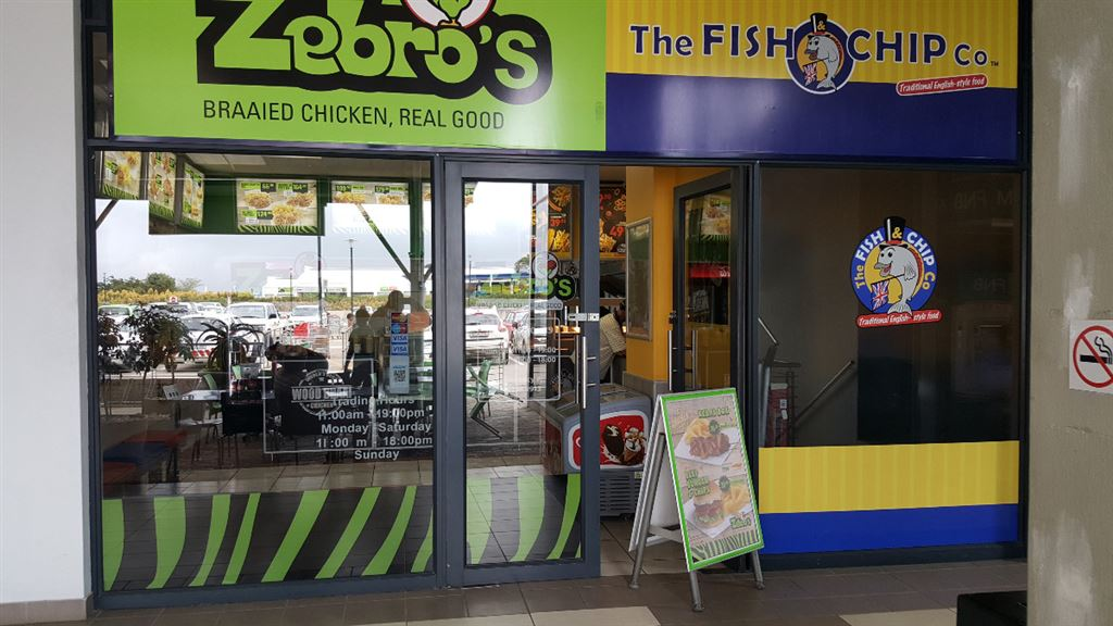 Fish and Chips / Zebro's Franchise