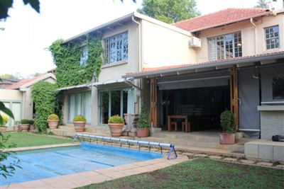 Property and Houses for sale in Waterkloof, House, 5 Bedrooms - ZAR 5,800,000