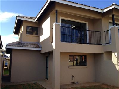 Bloemfontein, Lilyvale Property  | Houses For Sale Lilyvale, Lilyvale, Townhouse 3 bedrooms property for sale Price:1,430,000