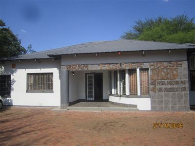 Potchefstroom, Potchefstroom Central Property  | Houses For Sale Potchefstroom Central, Potchefstroom Central, House 8 bedrooms property for sale Price:2,173,000