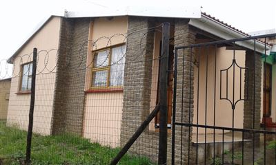 East London, Mdantsane Nu 3 Property  | Houses For Sale Mdantsane Nu 3, Mdantsane Nu 3, House 3 bedrooms property for sale Price:480,000