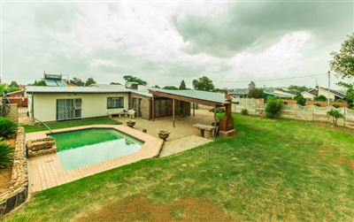 Roodepoort, Witpoortjie & Ext Property  | Houses For Sale Witpoortjie & Ext, Witpoortjie & Ext, House 4 bedrooms property for sale Price:1,170,000