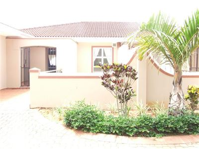 Townhouse for sale in Winklespruit