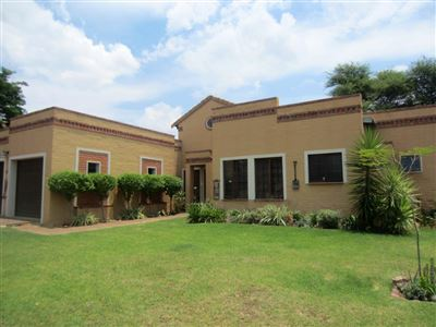 Waterval East property for sale. Ref No: 13411438. Picture no 1