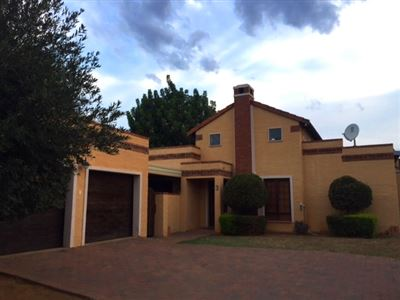 Waterval East property for sale. Ref No: 13413055. Picture no 1