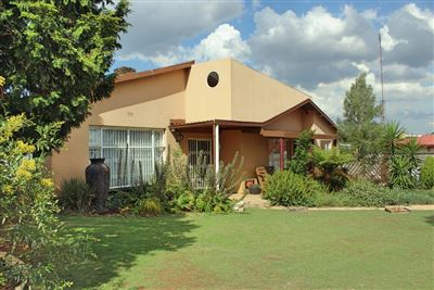 Roodepoort, Witpoortjie & Ext Property  | Houses For Sale Witpoortjie & Ext, Witpoortjie & Ext, House 4 bedrooms property for sale Price:1,130,000