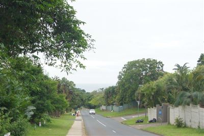 Vacant Land for sale in Ballito