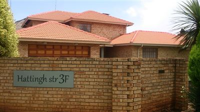 House for sale in Baillie Park & Ext