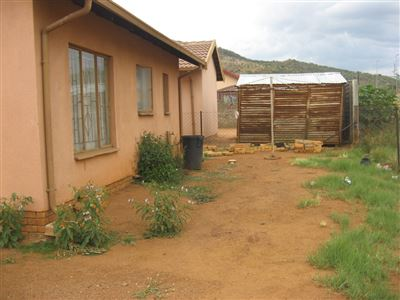 Rustenburg, Tlhabane Property  | Houses For Sale Tlhabane, Tlhabane, House 2 bedrooms property for sale Price:520,000