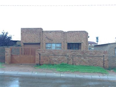 Soweto, Thulani Property  | Houses For Sale Thulani, Thulani, House 3 bedrooms property for sale Price:330,000