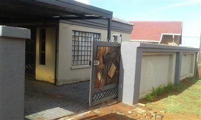 Pretoria, Soshanguve Property  | Houses For Sale Soshanguve, Soshanguve, House 3 bedrooms property for sale Price:678,000