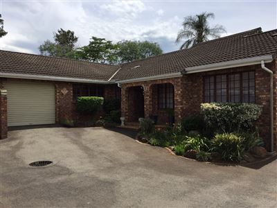 Pietermaritzburg, Scottsville Property  | Houses For Sale Scottsville, Scottsville, Townhouse 4 bedrooms property for sale Price:1,295,000