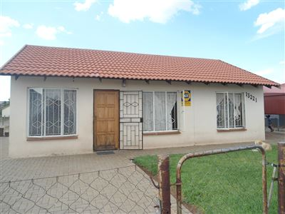 Boitekong property for sale. Ref No: 13425630. Picture no 1