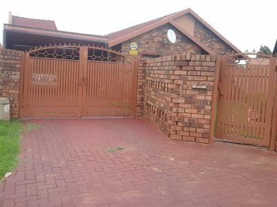 Germiston, Spruit View Property  | Houses For Sale Spruit View, Spruit View, House 3 bedrooms property for sale Price:950,000