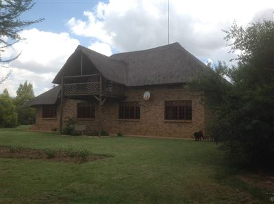 Pretoria, Leeuwfontein Property  | Houses For Sale Leeuwfontein, Leeuwfontein, House 3 bedrooms property for sale Price:2,600,000