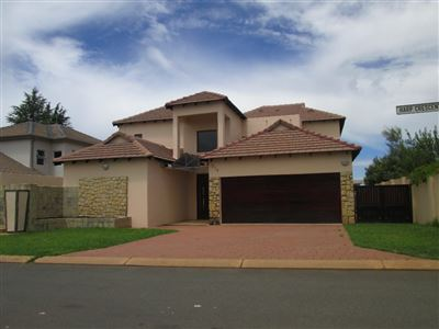 Centurion, Raslouw Manor Property  | Houses For Sale Raslouw Manor, Raslouw Manor, House 4 bedrooms property for sale Price:3,200,000