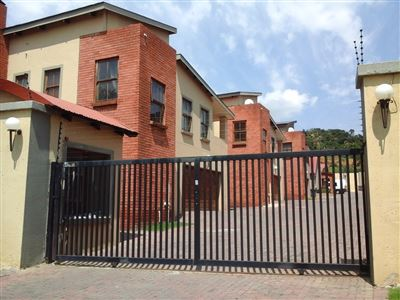 Alberton, Alberton Property  | Houses To Rent Alberton, Alberton, Townhouse 3 bedrooms property to rent Price:, 13,00*