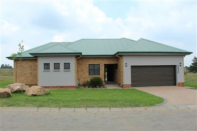 House for sale in Parys Golf & Country Estate