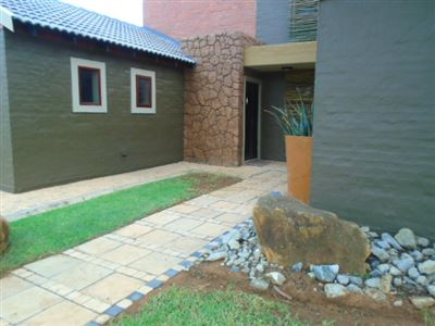 Townhouse for sale in Waterval East