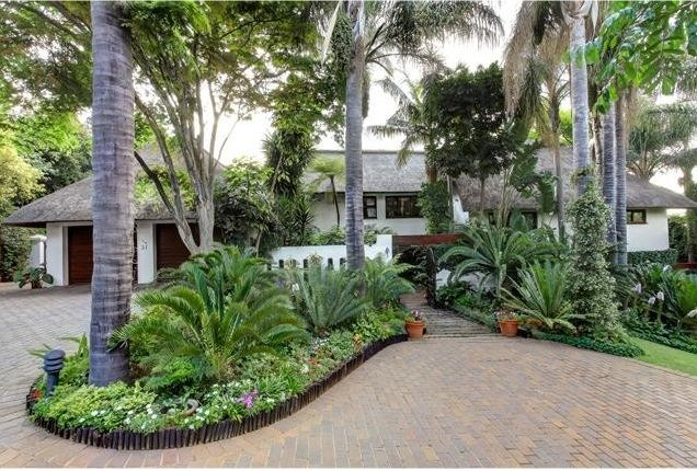 A bespoke design of Unrestrained Beauty - Waterkloof Heights