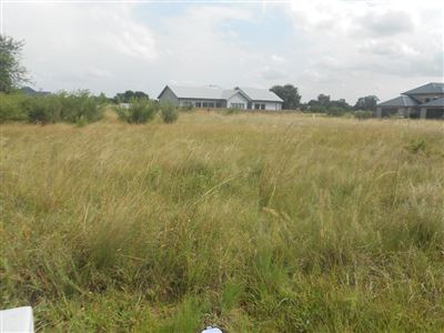 Parys Golf And Country Estate property for sale. Ref No: 13454124. Picture no 1