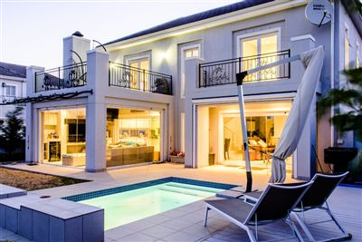 Paarl, Val De Vie Estate Property    Houses For Sale Val De Vie Estate, Val De Vie Estate, House 4 bedrooms property for sale Price:5,995,000