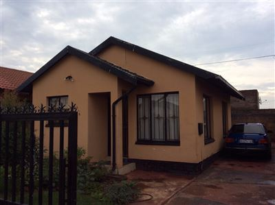 Soweto, Protea Glen Ext 11 Property  | Houses For Sale Protea Glen Ext 11, Protea Glen Ext 11, House 2 bedrooms property for sale Price:520,000