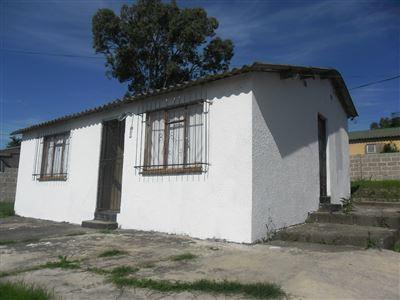 East London, Mdantsane Property    Houses For Sale Mdantsane, Mdantsane, House 2 bedrooms property for sale Price:280,000